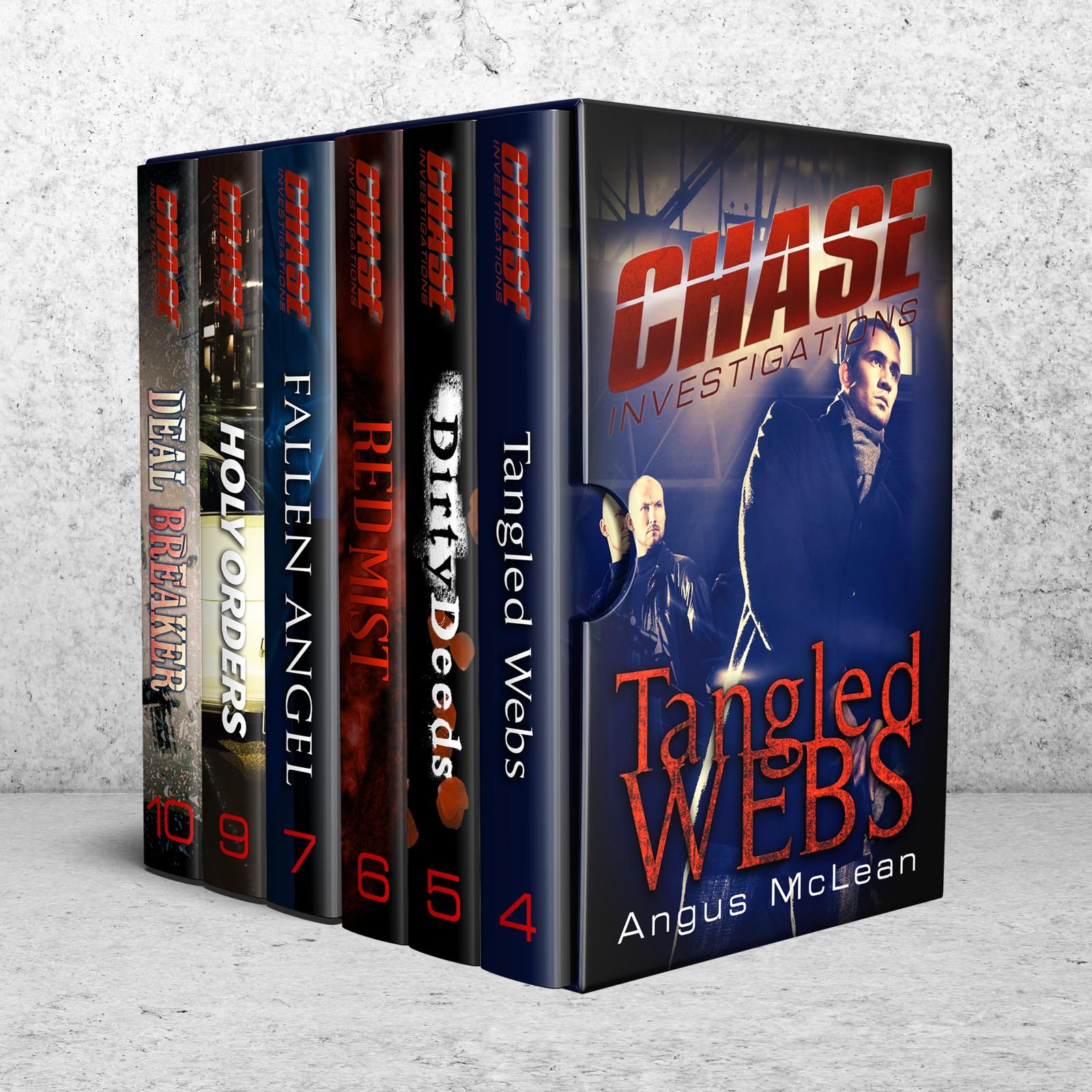 Chase Investigations Box Set 2